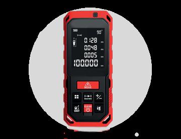 Laser Entfernungsmesser Mit Akku : Laser entfernungsmesser basic